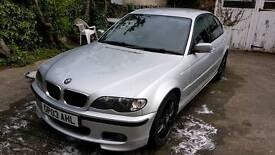 BMW 320D M SPORT £2000