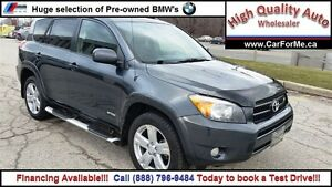 2006 Toyota RAV4 Sport V6 | Call 1 888 796 9484 To Book a Road T