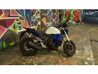 WK SP 125N - NOT CBR R125 RS4