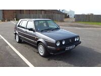Volkswagen Mk2 Golf Driver 1600cc Automatic **PRICE REDUCED**