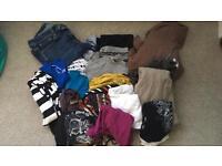 Bundle of Ladies Size 12 Clothes