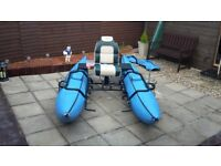 Creek company pontoon boat for sale