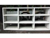 8x uvpc window frames 280x133.window size 88x39,depth 40 with glazing bars.