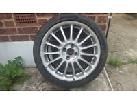 tyres x 2 low profile, new condition ford, alloys