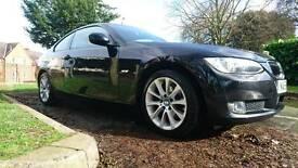 BMW 320i 3 series coupe 59 plate