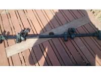 Preston innovations offbox 36 snap lock tool bar