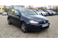 2009 Volkswagen Golf 1.4 TSI SE 5dr with Full Service History, Only 1 Owner from new