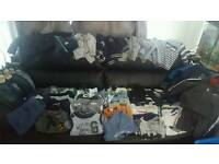 Baby boy bundle 6-9 months 💙