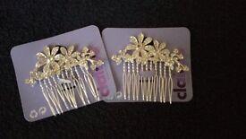Bridal accessories - Veil and hair accessories