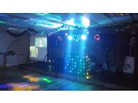 Complete mobile disco and karaoke setup - all ready to earn