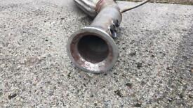 Bmw 5 series downpipe