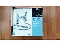 Bath shower mixer - Iflo minimalist chrome tap with shower head, BRAND NEW