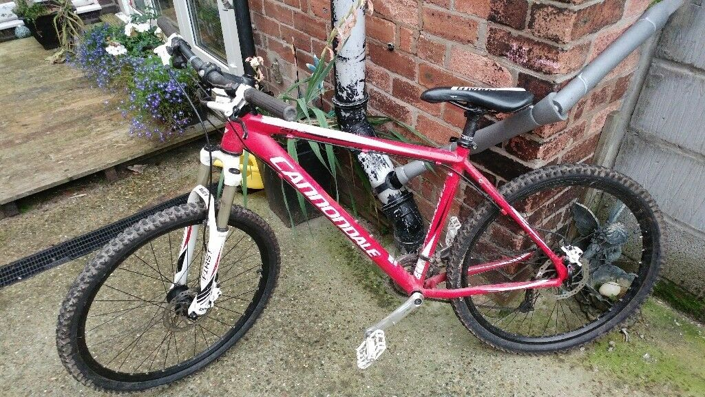 Cannondale trail sl bike for sale