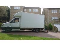 Leeds Removal company offering house and business removals, Man and Van , Luton Van and Two Men