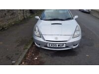 FOR SALE /SWAP £400 PLEASE READ THE ADD MY 05 Celica For SCENIC