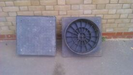 inspection Chambers 450mm round