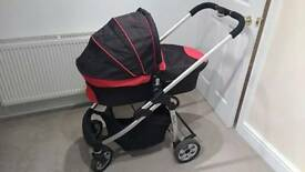 iCandy Cherry pram carrycot and pushchair stroller outstanding condition