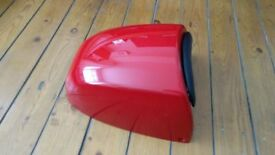 Royal Enfield Continental GT Seat Cowl Red