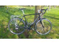 Ridgeback World Voyage Reynolds 520 Steel Touring Bike - 60cm frame