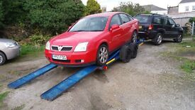 Car and vehicle Transporter Trailer