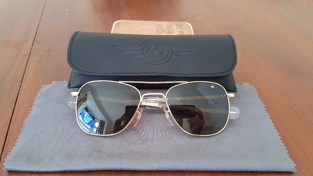 American Optical Original Pilot Sunglasses - £30