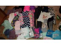 Girls clothes age 6-8yrs