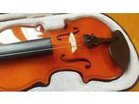 2/4 violine with case