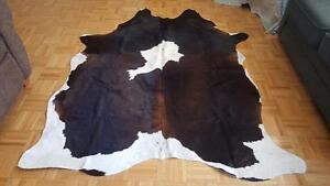 Cowhide Rug Soft, Rare, Unique Shades Hand Picked Perfect For Interior Design, Home Stage Or Upholster Rodeo