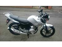 Yamaha YBR 125 2011 61 Plate Excellent Condition