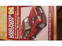Land rover discovery 2 haynes manual