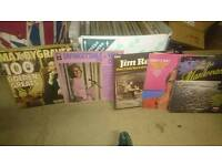 Large collection of tea dance era records