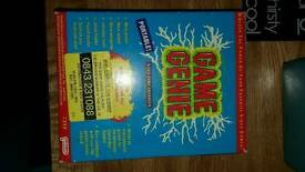 Gameboy game genie