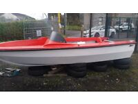 looking a smaller boat for this has had new floor steering and dash done with a new paint job