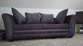 Modern 3 Seater Sofa - As new