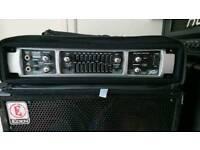 Peavey tour 450 bass head amplifier