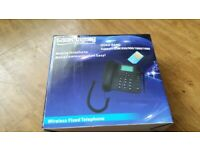 2 New in box Sourcingbay M281 Gsm Wireless Telephones