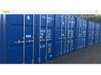 CONTAINERS £20 per week. STORAGE UNITS £10 per week