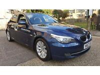 2008 BMW 5 SERIES 530D SE AUTOMATIC 4 DOOR SALOON