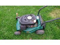 Petrol self propelled mower. Spares or repairs.