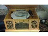 brand new vintage full stereo