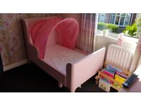 Ikea extendable toddler bed