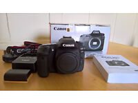Canon 80D - As New