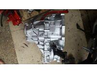 Saab 95 gearbox