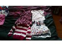 12/18 months Girls clothes bundle
