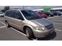 Chrysler Grand Voyager 2.5 CRD reg.2004 7 seater 100% working condition