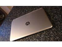 HP Pavilion 15-p047na Notebook (AMD A10 Quad Core, 2.10GHz, 8GB RAM, 1TB HDD, Windows 8.1)