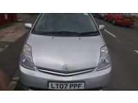 PCO BADGED TOYOTA PRIUS FOR SALE