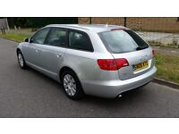 006 Audi A6 Estate 2.0 tdi Manual Full MOT Full Service History 2 keys Hpi Clear Drive Like New