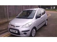HYUNDAI i10 1.2 PETROL, 1 OWNER, GOOD DRIVE
