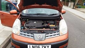 Nissan Note Automatic Car 1.6cc